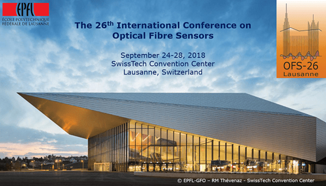 光ファイバセンサの国際会議&ワークショップ、開催