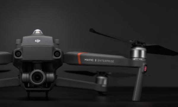 DJI、産業用高性能ドローン「MAVIC 2 ENTERPRISE」を発表