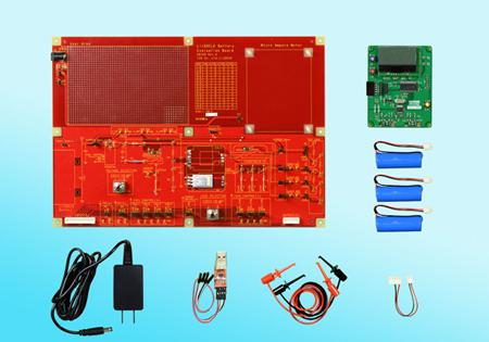 ISA、IoTセンサデバイス用長期回路評価ボードEB100の提供開始。