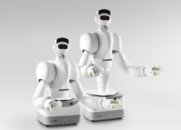 AI・機械学習機能搭載型 『アイオロス・ロボット』日本初上陸