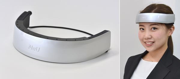 NeU、携帯型脳活動計測装置(HOT-2000)を開発、販売