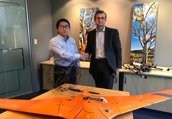 テラドローン、豪のC4D Intelを買収、新会社を設立