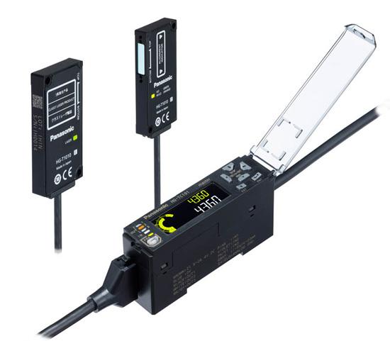 パナソニック、「透過型デジタル変位センサ HG-Tシリーズ」を製品化ー2019年2月より量産開始