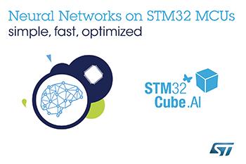 STM32マイコンへのAI実装と組込みAI開発をサポートするツールセット発表