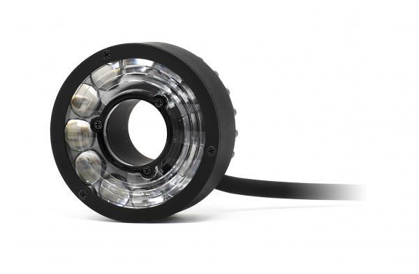 オプテックス・エフエー、明るさ従来比最大4倍センシングリング照明の外径サイズΦ43mm発売