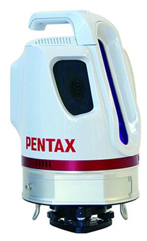 2キロまで測定できる地上型3Dレーザスキャナ「PENTAXS-3200V/S-3075V」発売