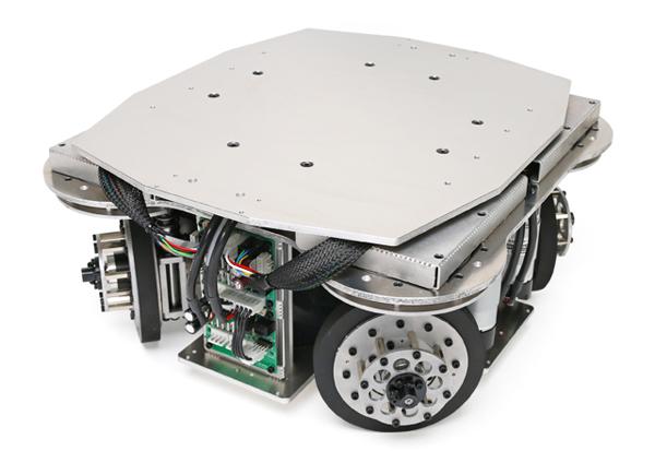 4輪独立ステアリング駆動方式 ROS対応台車ロボット「4WDSローバーVer2.0」発売