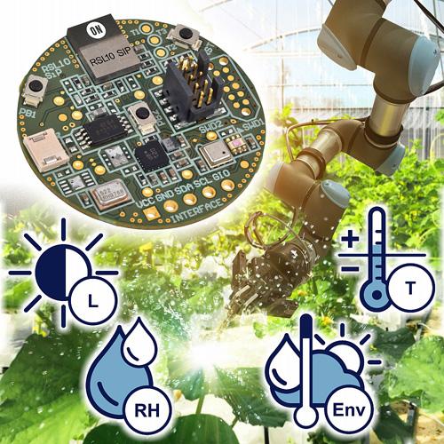 オン・セミ、小電力のIoTアプリケーション向けRSL10センサ開発キット