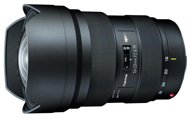 ケンコー・トキナー、高性能大口径超広角ズームレンズ「opera 16-28mm F2.8 FF」発表