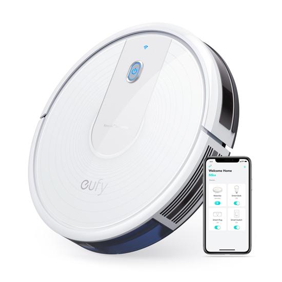 Wi-Fi機能を搭載したエントリーモデルのロボット掃除機「Eufy RoboVac 15C」