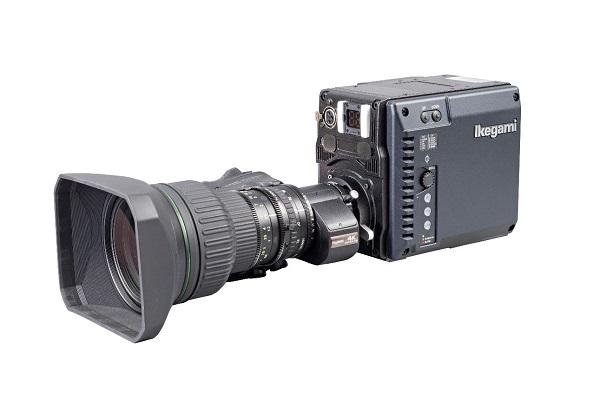 2/3型ネイティブ4Kセンサ採用、4K/HDマルチパーパスカメラ「UHL-43」を開発