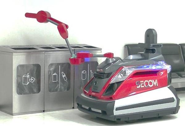 自律走行型巡回監視ロボット「セコムロボットX2」のサービス提供開始