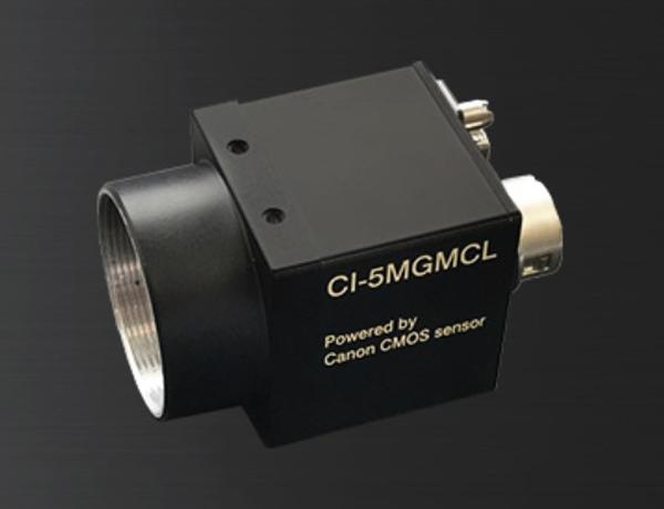 """500万画素グローバルシャッターCMOSセンサを搭載した産業用カメラ""""CI-5MGMCL""""を発売"""