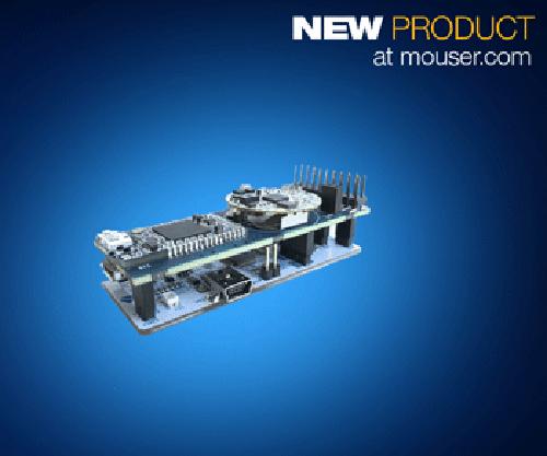 マウザー、STの最新BLEセンサ開発キットの取り扱い開始