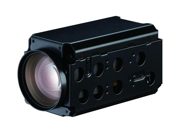 グローバルシャッターCMOSセンサ搭載 光学30倍ズーム カメラモジュール