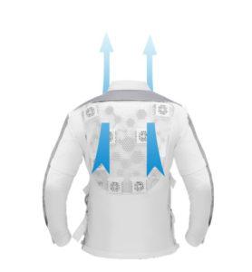 「AI搭載ジャケット」クラウドファンディング達成、次の目標へ