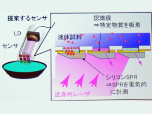 富山県立大ら,SPR味覚センサを開発