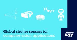 次世代コンピュータ・ビジョンを実現するグローバル・シャッター搭載イメージ・センサ