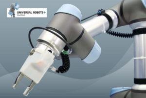 ユニバーサルロボット、SMC社の協働ロボット用エアチャックをUR+製品として認証