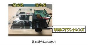東芝、レベル4以上の高度自動運転の実現に貢献するLiDAR向け受光技術を開発