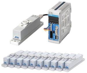 生産ライン組込み用の高精度計量センサ「AD-4212Lシリーズ」を新発売