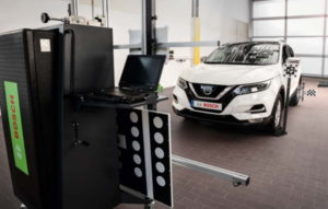 ボッシュ、デジタル画像認識技術採用の車両整備機器「DAS3000」発売