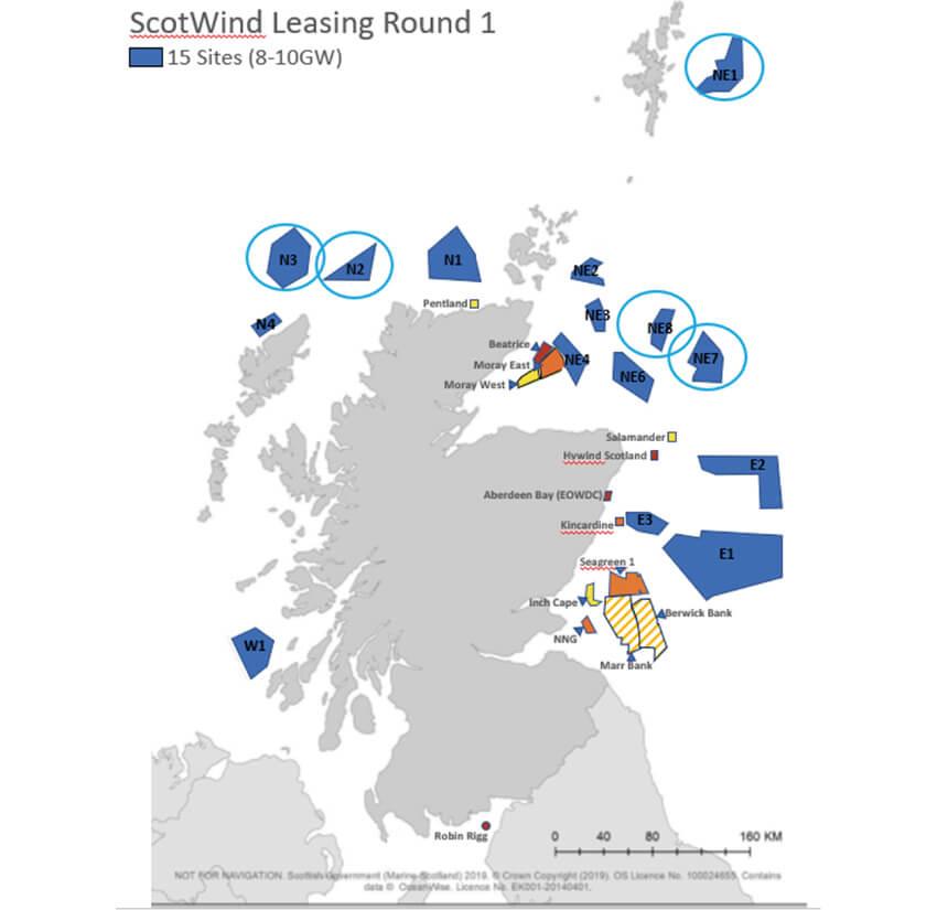 図5 Scot Wind サイト